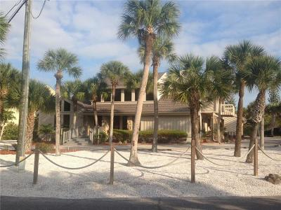 Nokomis Single Family Home For Sale: 4028 Casey Key Road