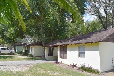 Fruitland Park Multi Family Home For Sale: 3907 Picciola Road
