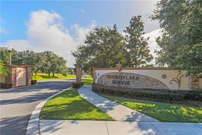 Eustis Residential Lots & Land For Sale: 229 Two Lakes Lane