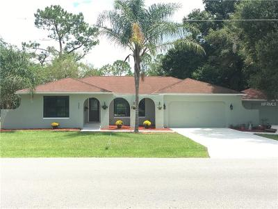 Wildwood Single Family Home For Sale: 9845 County Road 121