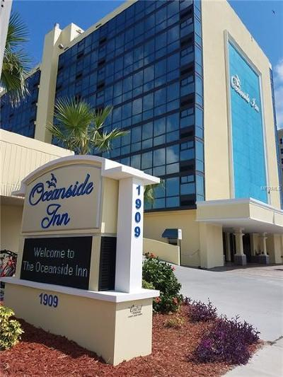 Daytona Beach Shores Condo For Sale: 1909 S Atlantic Avenue #517,  51