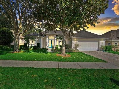 Clermont Single Family Home For Sale: 13140 Summerlake Way