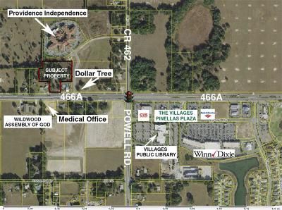 Wildwood Residential Lots & Land For Sale: 4786 County Road 466a