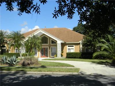 Sanford Single Family Home For Sale: 4977 Shoreline Circle