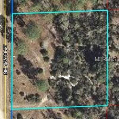 Levy County Residential Lots & Land For Sale: NE 127th Court