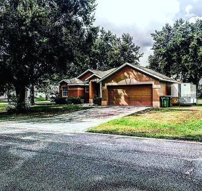 Eustis Single Family Home For Sale: 3001 Linmont Lane