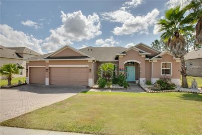 Eustis Single Family Home For Sale: 3316 Cypress Grove Drive