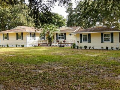 Groveland Single Family Home For Sale: 5531 Moon Lake Road