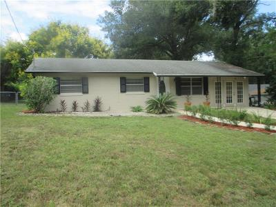 Mount Dora Single Family Home For Sale: 181 N Lake Franklin Drive