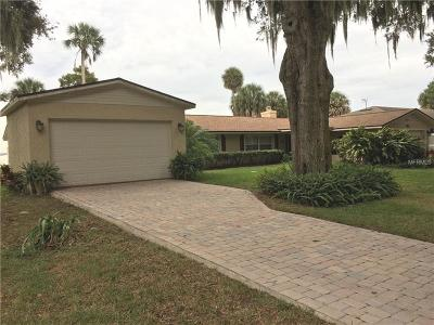 Leesburg Single Family Home For Sale: 7140 Treasure Island Road