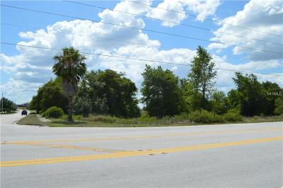 Mascotte Residential Lots & Land For Sale: Corner Of Cr 33 And Centennial Pkwy