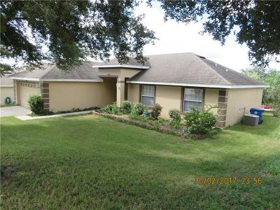 Minneola Single Family Home For Sale: 1840 Southern Oak Loop