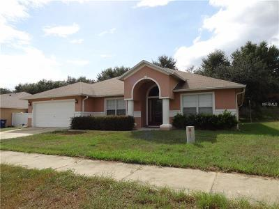 Groveland Single Family Home For Sale: 1161 Stratton Avenue
