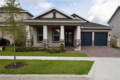 Winter Garden Single Family Home For Sale: 15725 Sweet Limetta Drive