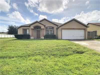 Kissimmee Single Family Home For Sale: 854 Nelson Drive