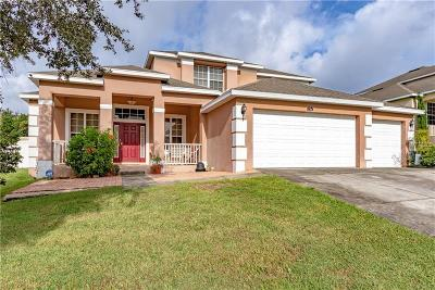 Clermont FL Single Family Home For Sale: $380,000