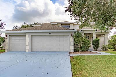 Clermont FL Single Family Home For Sale: $339,000