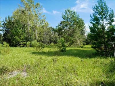 Umatilla Residential Lots & Land For Sale: 39604 Gilbert Lane