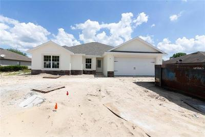 Eustis Single Family Home For Sale: 36806 Alaqua Court