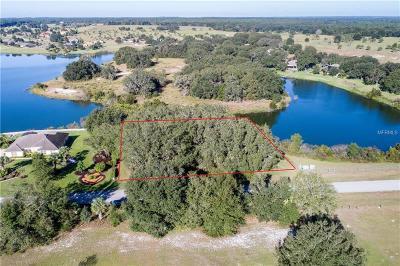 Eustis Residential Lots & Land For Sale: Lot 107 Barrington Drive