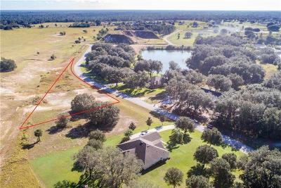 Eustis Residential Lots & Land For Sale: Tbd Bear Den (Lot 109) Drive