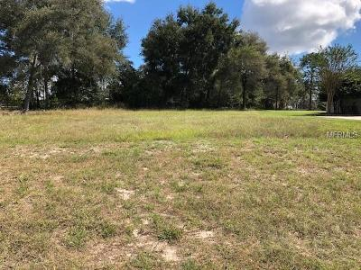 Lady Lake Residential Lots & Land For Sale: 333 Woodland Trail