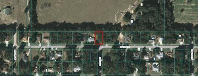 Marion County Residential Lots & Land For Sale: 8645 SE 155th Place