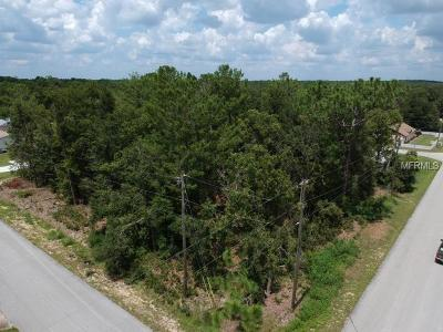 Marion County Residential Lots & Land For Sale: SE 162nd Street