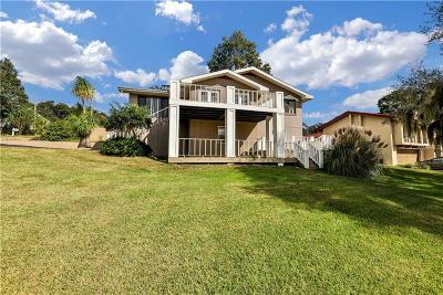 Eustis Single Family Home For Sale: 2209 E Crooked Lake Drive
