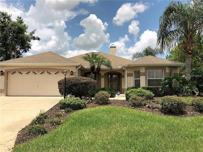 The Villages Single Family Home For Sale: 2437 Merida Circle