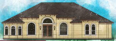 Eustis Single Family Home For Sale: Lot 109 Bear Den Drive