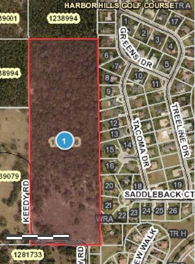 Lady Lake Residential Lots & Land For Sale: McKinney Road