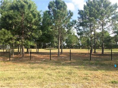 Eustis Residential Lots & Land For Sale: Pine Meadows Road