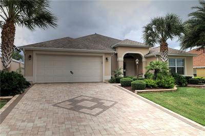 The Villages Single Family Home For Sale: 2400 Glade Run