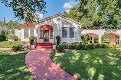 Montverde Single Family Home For Sale: 16639 Morningside Drive