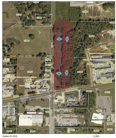 Leesburg Residential Lots & Land For Sale: W. Main St & County Road 468