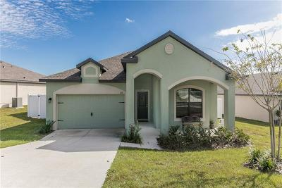 Groveland Single Family Home For Sale: 812 Laurel View Way