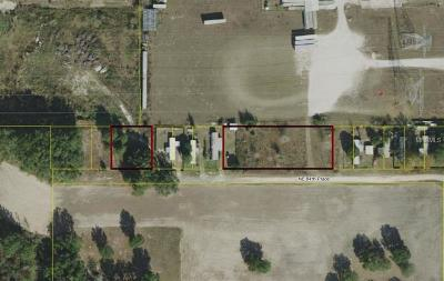 Wildwood Residential Lots & Land For Sale: NE 84th Pl. Lot 18 & 19
