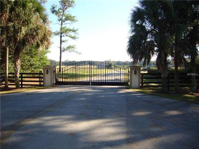 Belleview Residential Lots & Land For Sale: SE 37th Ave Rd