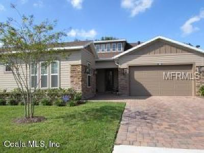 Ocala Single Family Home For Sale: 3460 NW 56th Avenue
