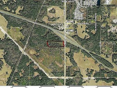 Wildwood Residential Lots & Land For Sale: 0 Us Hwy 301