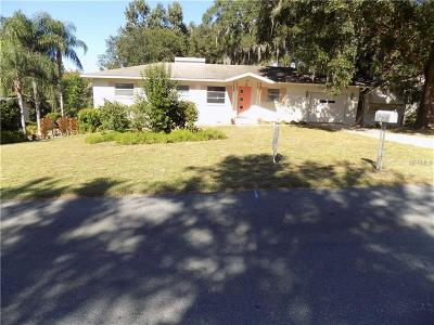Mount Dora Single Family Home For Sale: 725 Hilltop Court