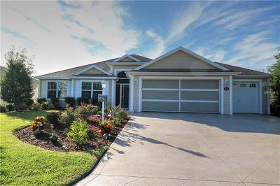The Villages Single Family Home For Sale: 1844 Hollow Branch Way