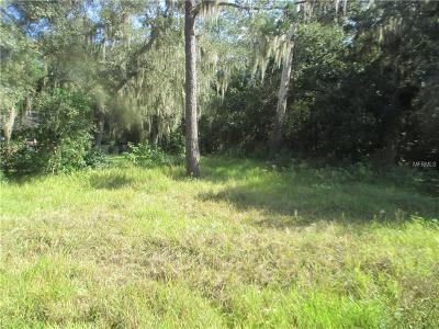 Eustis Residential Lots & Land For Sale: 0 Pine Tree Drive