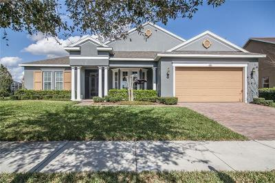 Groveland Single Family Home For Sale: 247 Bayou Bend Road