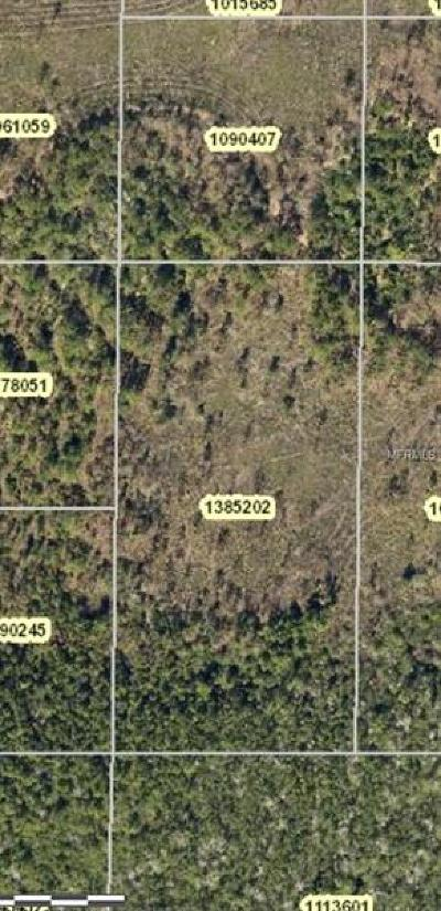 Clermont Residential Lots & Land For Sale: Salyers Road