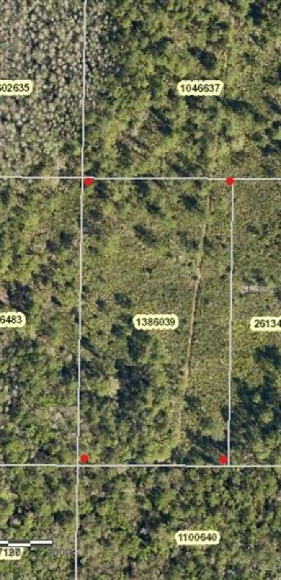 Clermont Residential Lots & Land For Sale: Water Road