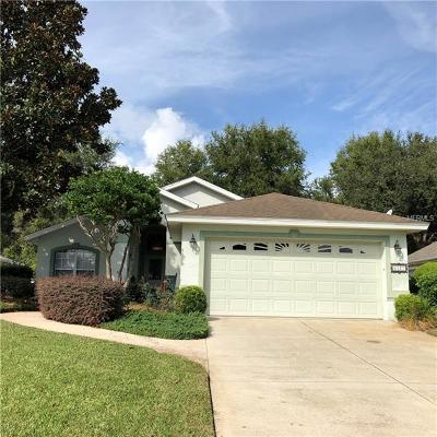 Lady Lake Single Family Home For Sale: 6137 Landings Boulevard