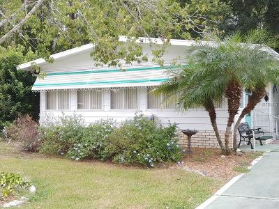 Lake County, Marion County, Sumter County, Orange County, Seminole County Mobile/Manufactured For Sale: 92 Big Oak Lane