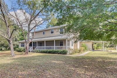Eustis Single Family Home For Sale: 20536 Courtney Lane